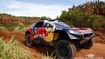 Dakar Cars, Stage 3: Loeb extends lead with second win in a row