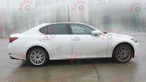 2013 Lexus GS spy photo - 17.8.2011