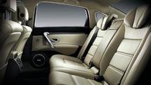 Renault-Samsung SM7 in detail