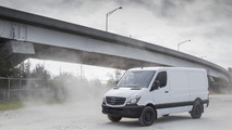 Mercedes Sprinter WORKER heading to Chicago (89 photos)
