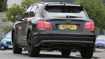Bentley Bentayga Speed spied for the first time
