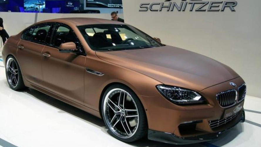 AC Schnitzer modifies BMW 3-Series Touring and 6-Series Gran Coupe for Geneva