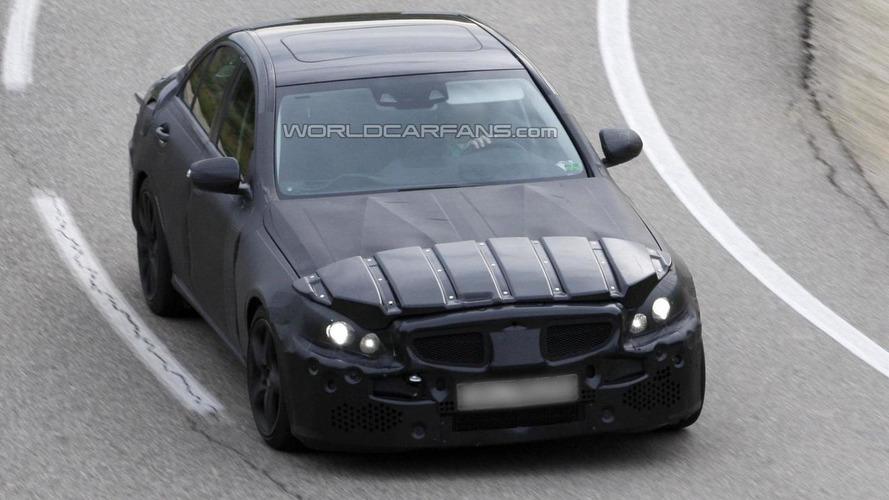 2014 Mercedes-Benz C63 AMG could get a new V8 4.0-liter turbo