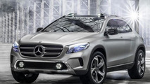 2013 Mercedes-Benz GLA Concept