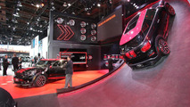 MINI John Cooper Works Paceman live in Detroit 14.01.2013