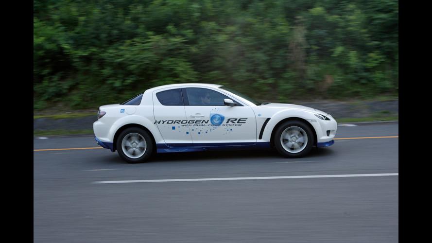 La Norvegia aspetta 30 Mazda RX-8 Hydrogen