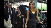 Nina Senicar al Motor Show di Bologna
