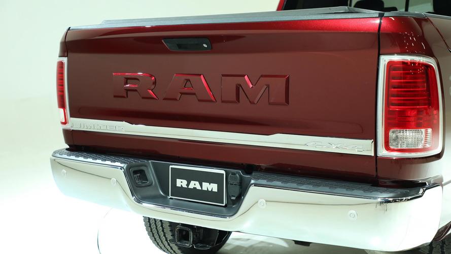 Ram Delmonico Red And Body Color Updates