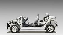 VW up estrutura