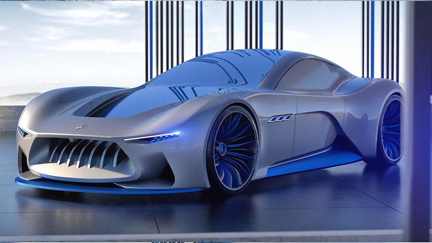 İşte Maserati'nin üretmesi gereken otomobil