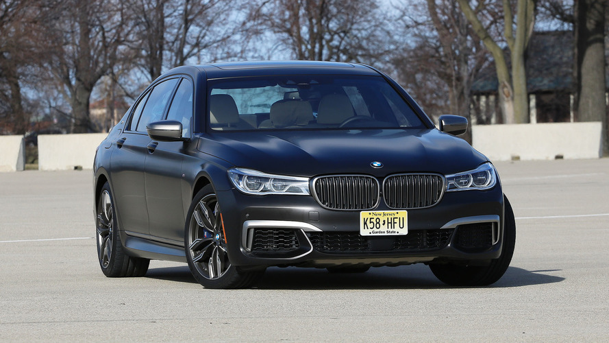 BMW Requests Trademark On M7, Will It Actually Use It?