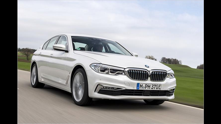 E-Klasse von BMW: Der 530e iPerformance im Test