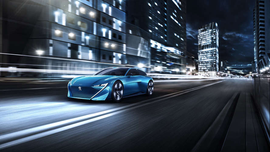 Peugeot Instinct traz peruas de volta à cena