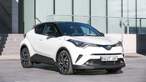 Toyota C-HR 2017 - First look at European model