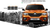 Renault Kwid - Pré-Venda