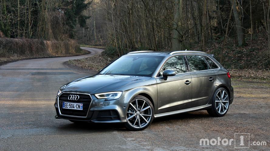 Essai Audi A3 Sportback - Toujours aussi sérieuse