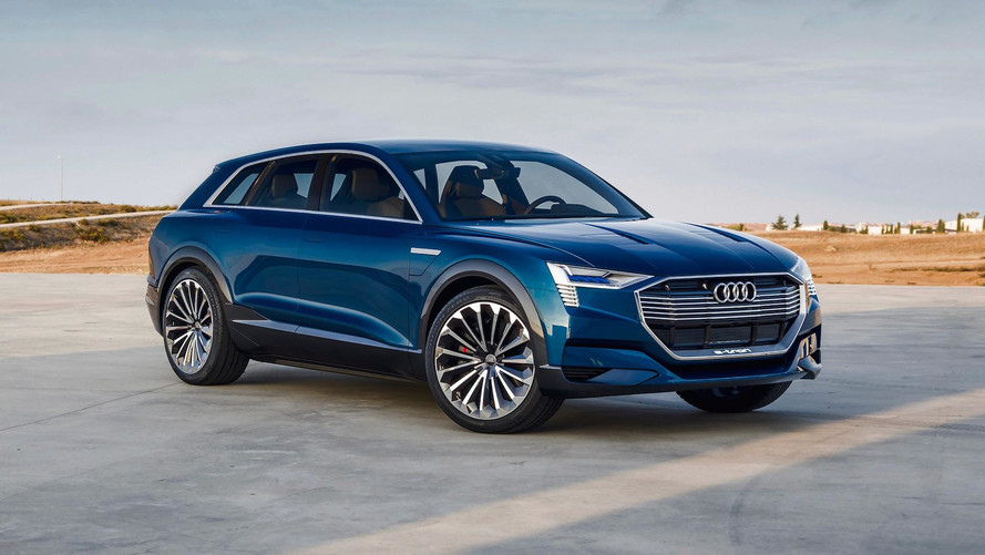 Audi Plans To Electrify Lineup With 3 New E-Tron Models By 2020