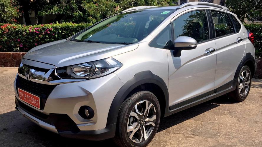 WR-V desbanca City e lidera vendas da Honda na Índia