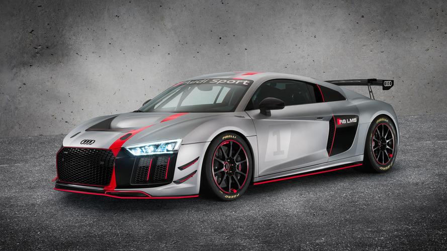 GT4-es változat készült az Audi R8 V10 Coupéból