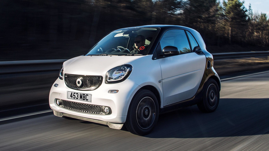 2017 Smart ForTwo Review