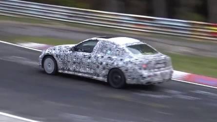 Yeni BMW M340i, Nürburgring'de hareket halinde yakalandı