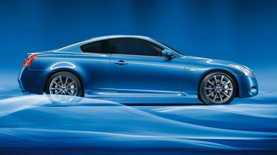 Infiniti G37 Coupe for Europe