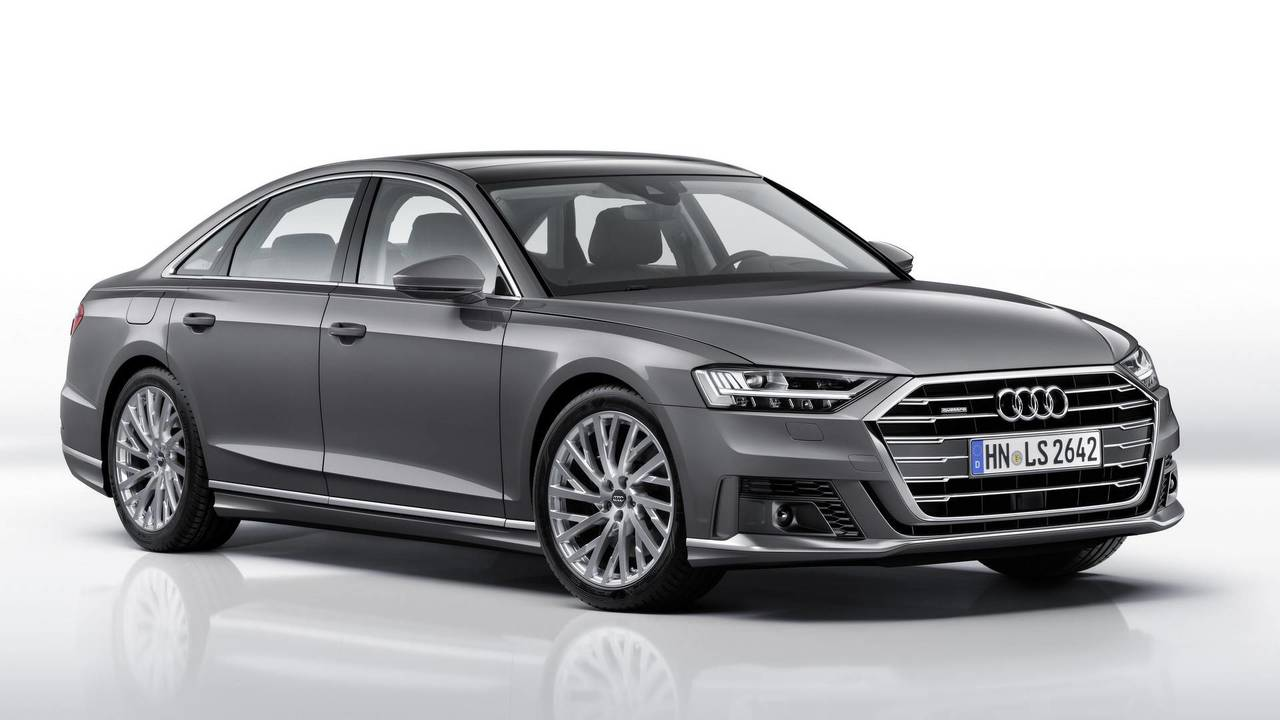 Audi A8 2018 Sport Package