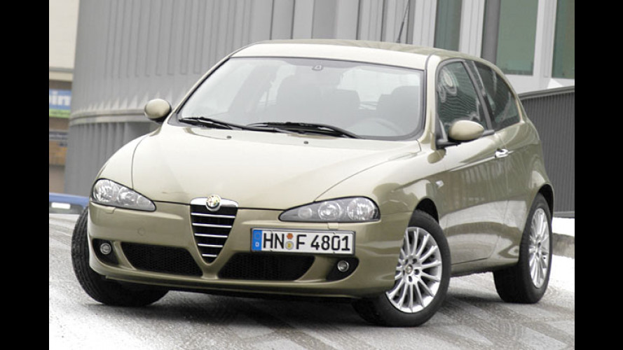 Alfa Romeo 147: Zweite Generation ab sofort im Handel