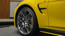 BMW M3 Speed Yellow
