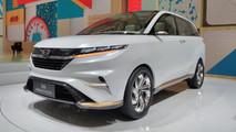 Daihatsu DN Multisix concept