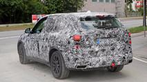 BMW X5 Headlight Spy Shots