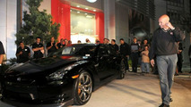 First Nissan GT-R Delivered in California