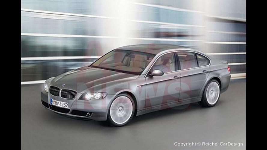 Achtgang-Automatik von ZF: Neues Getriebe für BMW 7er?