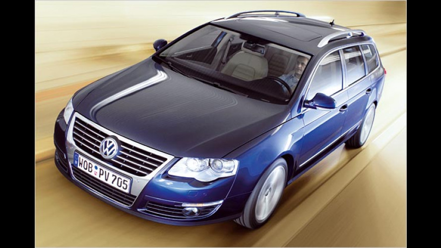Der neue VW Passat Variant: Da kommt was Großes