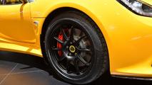 Lotus Exige Sport 350 Roadster debut in Geneva