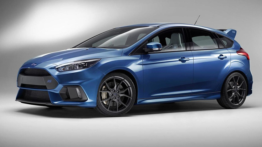 Ford Spain also says Focus RS has 350 PS
