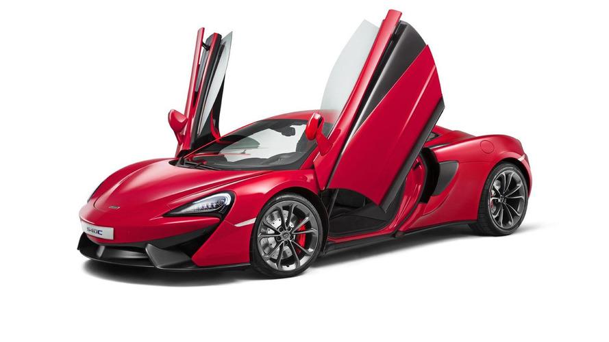 McLaren 540C heads to Canada, US sales