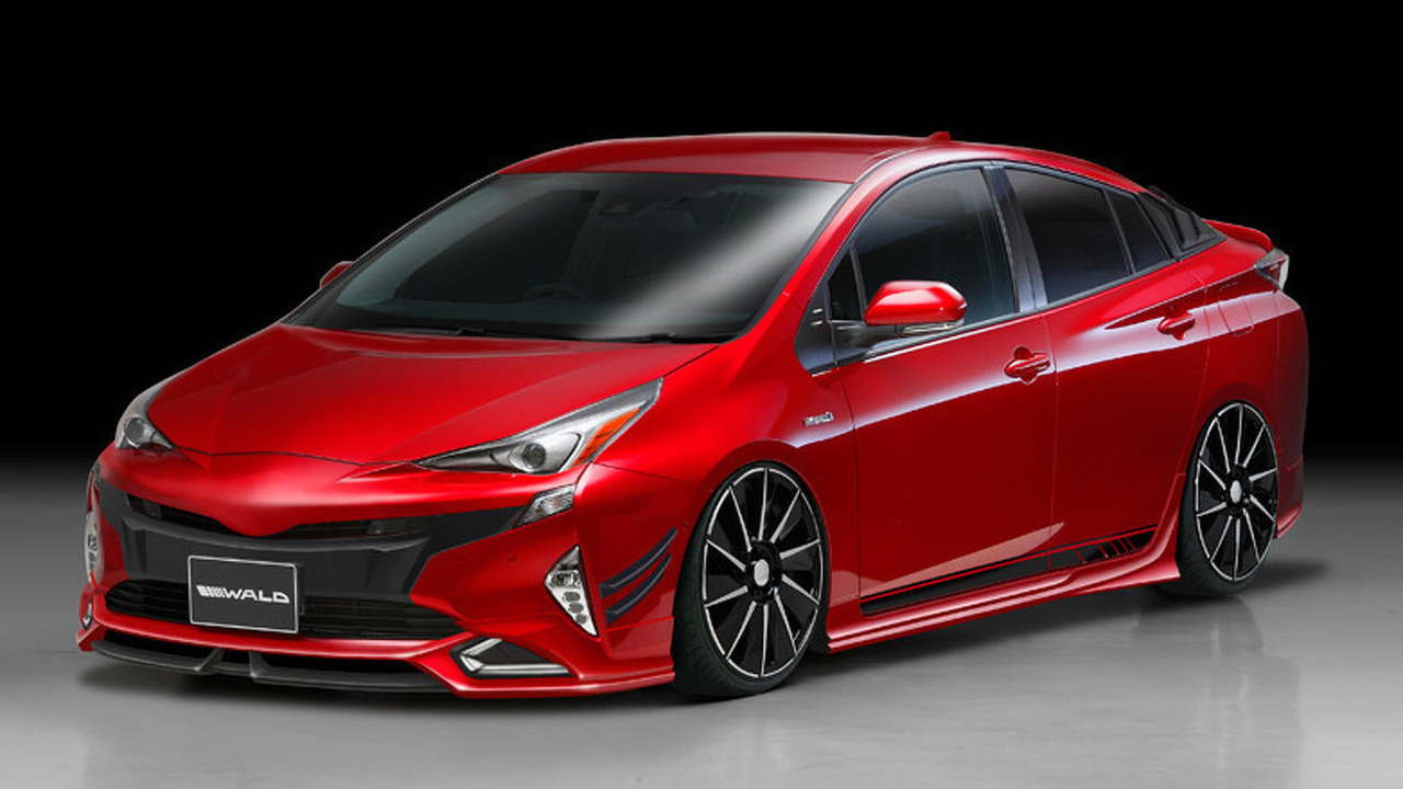 Toyota Prius by Wald International