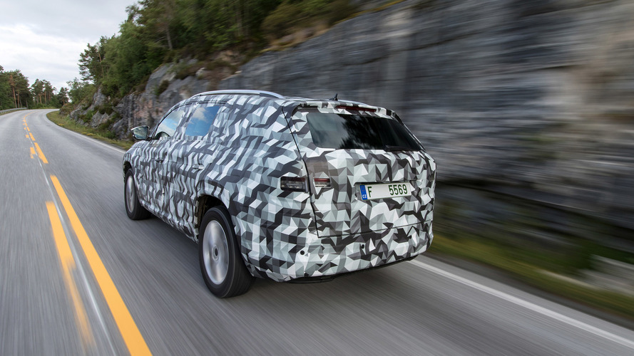 Skoda Kodiaq arrives early 2017, first official specs and photos