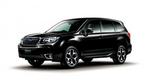 Subaru introduces revised Forester in Japan with numerous tweaks