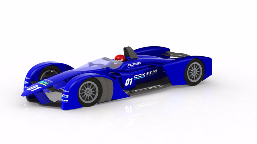 New Formula E chassis bid aims to shake-up industry