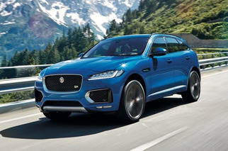 8 Things You Need to Know About Jaguar's New Record-Breaking SUV