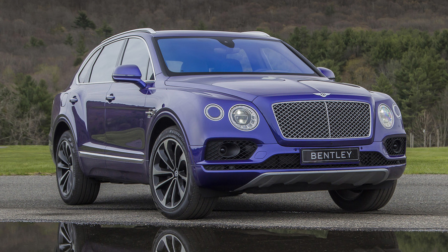 First Drive: 2017 Bentley Bentayga