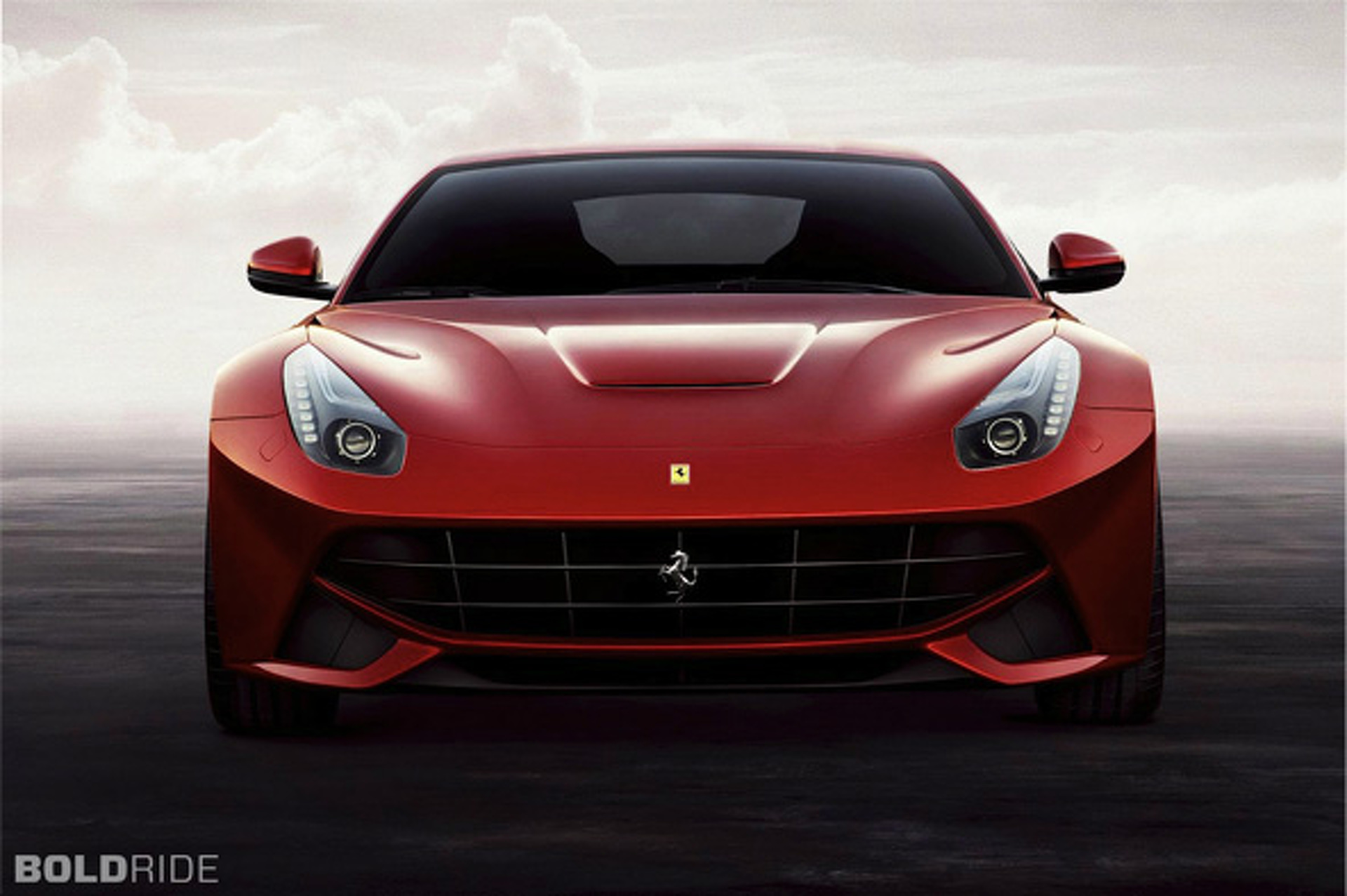 Jaw Dropper: 2013 Ferrari F12berlinetta
