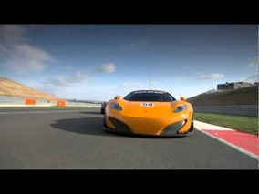 McLaren MP4-12C and GT3 Tracking