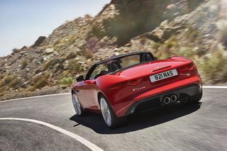 Rejoice! A Jaguar F-Type Manual Has Arrived