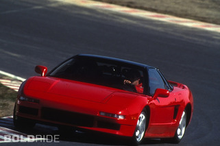Acura NSX Driven By Late F1 Great Ayrton Senna Headed to Auction