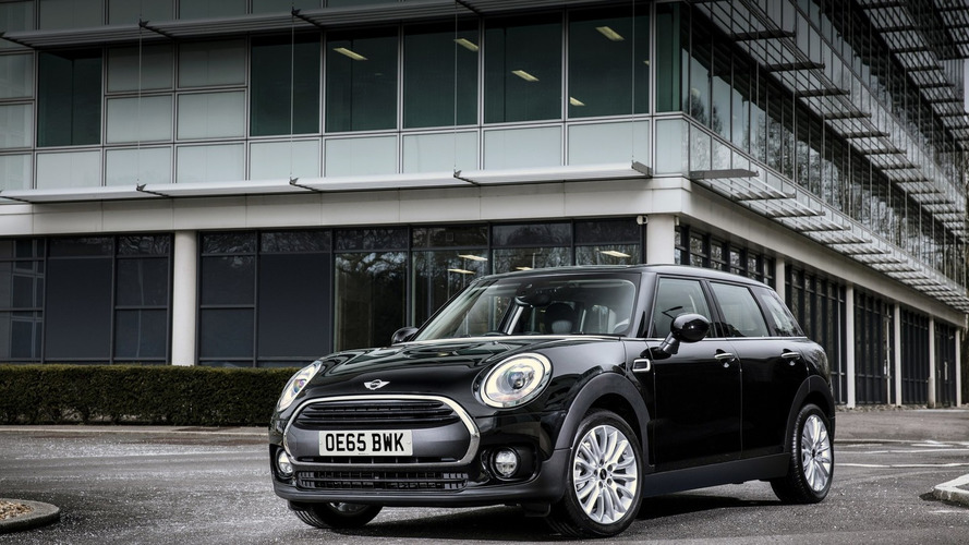Mini One D Clubman announced with three-cylinder diesel