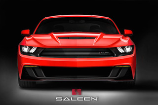 Saleen Mustang S302 Will Be a 640 Horsepower Beast