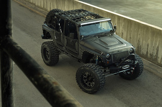 How to Build a $110,000 'Full Metal Jacket' Jeep